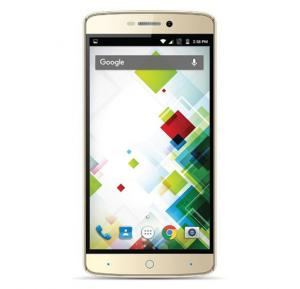 Magnus Bravo Z40 Smartphone, Android, 5.0 Inch HD Display, 16GB Storage, 2GB RAM, Dual Sim, Dual Camera, Wifi Gold