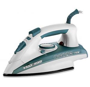 Black & Decker 1750W Steam Iron, X1600-B5
