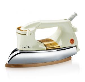 Saachi Heavy Weight Automatic Dry Iron with Ceramic Soleplate - IR-3103