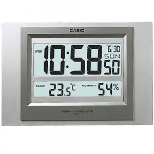Casio Digital Wall Clock, ID-16S-8DF