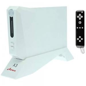Aone Android Game Box A3 with Wireless Controller, White