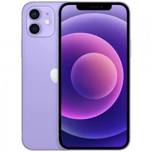Apple iPhone 12 With FaceTime Purple 128GB Storage, 5G