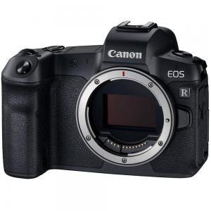 Canon EOS R Mirrorless Digital Camera Body, 30.3 MP, Black, Body Only