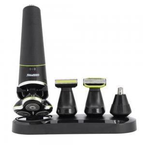 Geepas GTR56027 5in-1 Grooming Kit Cordless Black