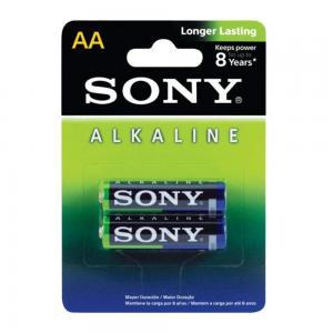 Sony AM3L-B2D AlkalineAA 2 cells