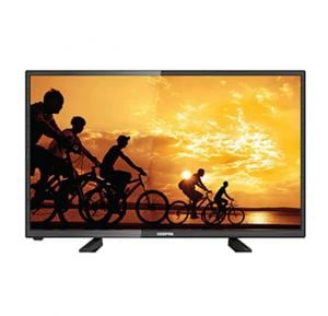 Geepas GLED3207XHD 32-Inch Clear HD LED TV - Black