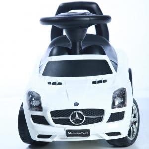 Mercedes-Benz White Toy Car 1705 For Kids By Tradinco