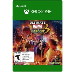 Capcom Ultimate Marvel Vs Capcom 3 For Xbox One