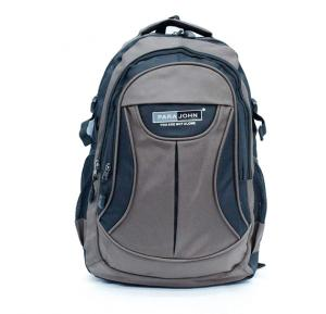 Parajohn School Bag 18 (24) Grey PJSB6002A18