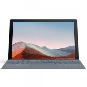 Microsoft Surface Pro 7 Plus 12.3 inch Touch Display Intel Core i7 Processor 16GB RAM 256GB SSD Storage Intel Graphics Win10, Platinum