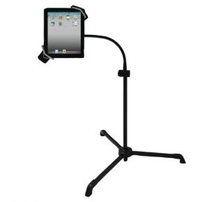 Universal Tablet PC-Android-Kindle-iPad Floor Stand, For Music-Instrument Notes Reading