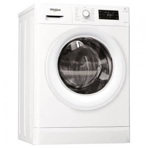Whirlpool 8kg Washer and 6kg Dryer, FWDG86148W GCC, White