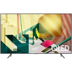 Samsung 75-Inch 4K UHD Smart QLED TV QA75Q70T Black