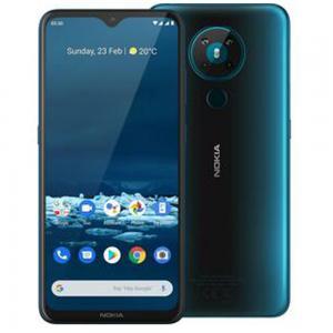 Nokia 5.3 Dual Sim 4GB RAM 64GB Dual Camera, Cyan