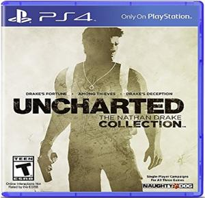 Sony Uncharted The Nathan Drake Collection For PS4