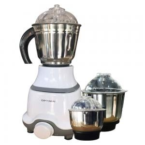 Optima MG 600W White Mixer Grinder
