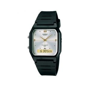 Casio Mens Resin Band Analog or Digital Watch AW-48HE-7AVDF (CN)