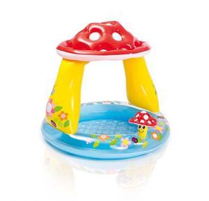 Intex Mushroom Baby Pool, Ages 1-3, 57114
