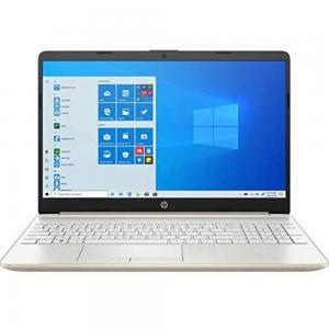 HP 15 DW200 Notebook 15.6 inch Display Intel Core i5 1035G1 Processor 8GB RAM 256GB SSD Storage Intel UHD Graphics Win10