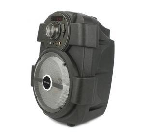 KTS-1030 DJ Party Heavy Duty Superb Bass Outdoor Stereo Wireless Bluetooth Speaker with Karaoke Mic, FM Radio & Micro SD , USB Slot