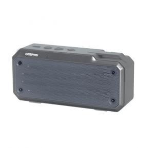 Geepas Rechargeable Bluetooth Speaker Usb TF Fm 1x50 GMS11140UK