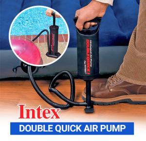 Intex Double Quick Air Pump, 68614
