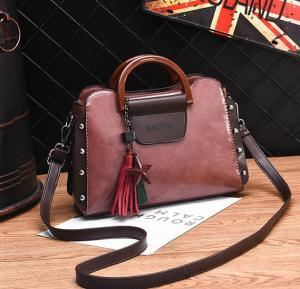 2020 New Style Joker Fashion Diagonal Crossbody Bag Pink