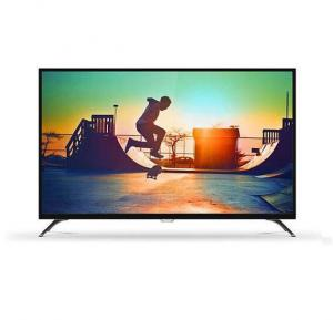 Philips 50 inch 4K Ultra HD LED Smart TV Black - 50PUT6002