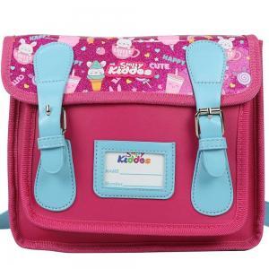 Smily Kiddoos Smily Shiny Shoulder Bag, Pink
