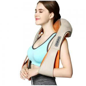 Massager Neck Kneading Shiatsu Back Shoulder Massager Pain Relief