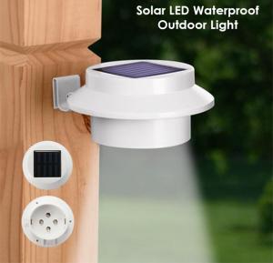 Solar Light sensor LEDs Waterproof LED outdoor light