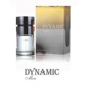 Paris corner Dynamic Men Perfume, EDT 100ML