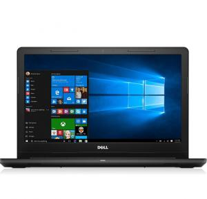 Dell  3567 I5-7200/ 8GB/ 256GB SSD/ WIN10/ 15.6 TOUCH / No DVD/ BLK/ ENG