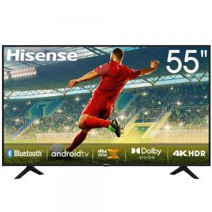 Hisense WFER1014VA Front Load Washing Machine 10Kg 1400Rpm SpeedHisense 55B7206UW 55 inch 4k Full UHD Smart TV Android