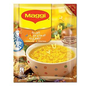 Maggi Chicken with ABC Pasta Soup - 66gms