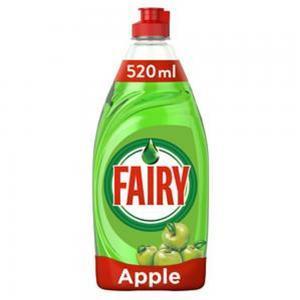 Fairy Dishwashing Liquid Apple 520ml