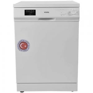 Vestel D141 4 Programs 12 Place Super Active Drying System Dish Washer