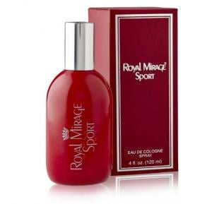 Royal Mirage Sport 2 in 1 Gift Set, 120 ml Spray Plus 150 ml Body Spray