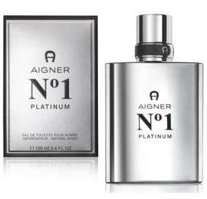 Aigner No.1 Platinum EDT 100 ml