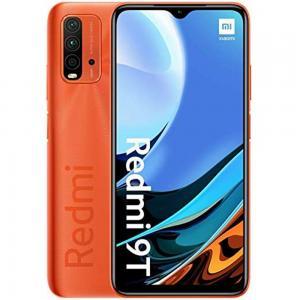 Xiaomi Redmi 9T Dual SIM Sunrise Orange 4GB 64GB Storage 4G LTE