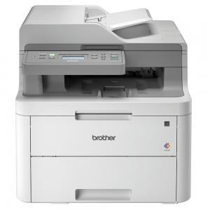 Brother DCP L3551CDW Wireless Colour LED Duplex Mobile Printer