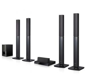 LG DVD Home Theatre LHD657