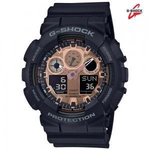 G-Shock Analog-Digital Mens Watch, GA-100MMC-1ADR