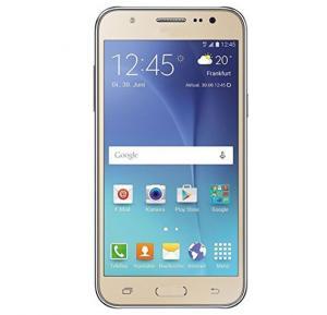 Gmango J5 Smartphone, 4G, Android 6.0.0, Quad-Core, 5.5 inch Display, 3GB RAM, 32GB Storage, Dual Camera, Dual Sim - Gold