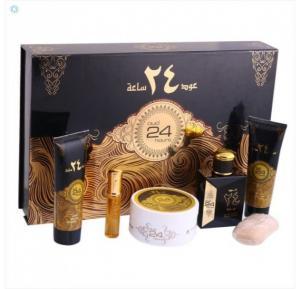 Ard Al Zaafran Oud 24 Hours Gift Set