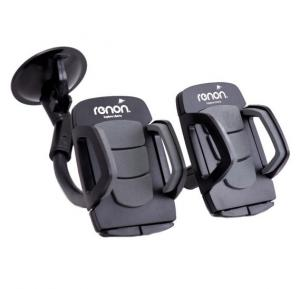Renon RN 204 Car Mount Dual, Black