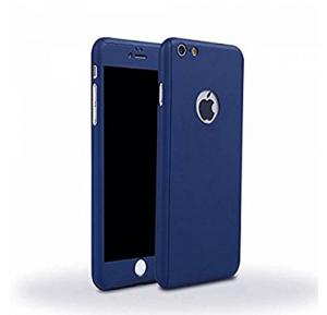 Apple compatible 360 degree protective Case for I phone 6 and 6s Blue