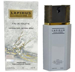 Ted Lapidus Lapidus EDT 100ml For Men