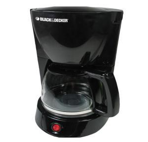 Black & Decker 8 Cup Coffee Maker, DCM600-B5