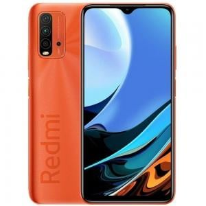 Xiaomi Redmi 9 Power Dual SIM Fiery Red 4GB RAM 128GB Storage 4G LTE
